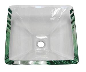 Glass 603 Vessel Sink