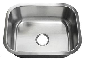 Stainless Steel 2318 Single Bowl Sink