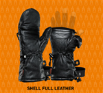 Full Leather Shell