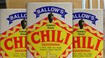 Ballow's Famous Texas Chili