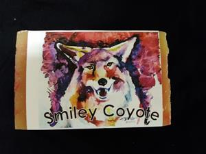 Smiley Coyote Half Wrap