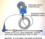 Level Sensor - Model A-210 With Adjustable Position Probe