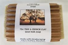 Tea Tree Essential Oil & French Clay