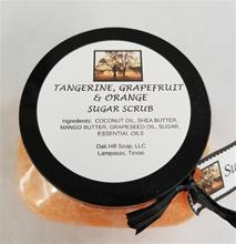 Tangerine, Grapefruit & Orange Sugar Scrub
