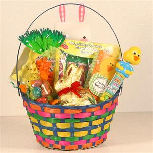 My Little Chickadee Easter Gift Basket