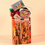 New York Wine Tote Gift Basket