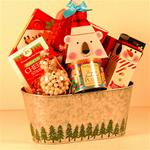 Oh Christmas Tree Gift Basket
