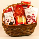 Tasteful Giving Gift Basket
