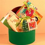 Tea Party Gift Basket