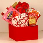 Heart to Heart Valentine Gift Basket