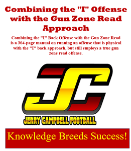"Combining the ""I"" Back Offense with the Gun Zone Read Approach"
