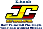 Ebook How To Install The Single Wing and Wildcat Offense