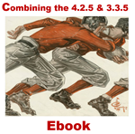 Ebook Combining the 4..2.5 & 3.3.5