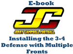 E-book Installing the 3-4 Defense With Multiple Fronts