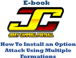 Ebook How To Install an Option Attack Using Multiple Formations