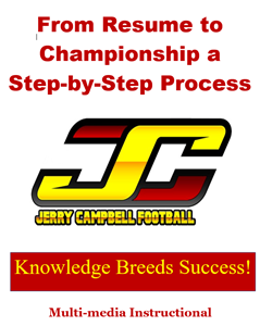 From Resume to Championship a Step by Step Process