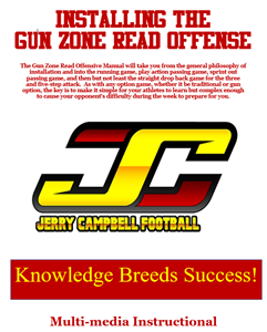 How To Install The Gun Zone Read Offense