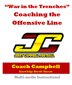 """War In the Trenches"" Coaching the Offensive Line"