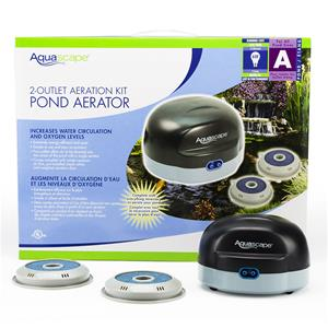 2-Outlet Pond Aeration Kit