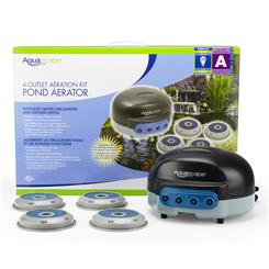 4-Outlet Pond Aeration Kit
