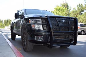 HD GRILLE GUARD TITAN XD 16-17.
