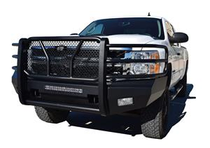 ELEVATION FRONT BUMPER 11-14 SILVERADO 2500/3500
