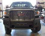 ELEVATION FRONT BUMPER 15-19 GMC Sierra 2500HD 3500
