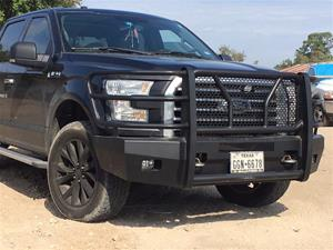 ELEVATION FRONT BUMPER 15-17 F150
