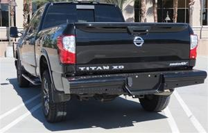 HD REAR BUMPER 16-17 TITAN XD