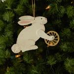 55. Bunny with Wheel
