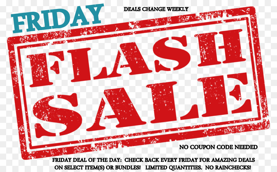 FRIDAY 10.16.2020 FLASH SALE