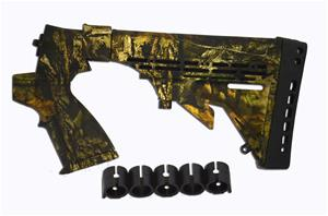 KickLite recoil reduction 6 position shotgun STOCK  for Remington 870 20 Ga. in Mossy Oak® 'COUNTRY'