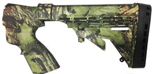 KickLite recoil reduction 6 position shotgun STOCK AND FOREND  for Remington 870 20 Ga. in Mossy Oak® 'Obsession'