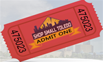Shop Small Toledo Early Access VIP Ticket (9a.m. entry)