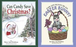 Can Any Bunny Be An Easter Bunny? & Can Candy Save Christmas?