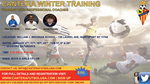 Cantera Winter Training / BOYS & GIRLS / AGES: 5 - 8 YEARS OLD