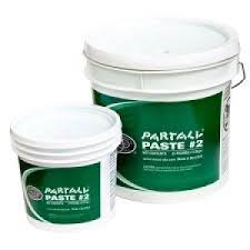 Partall® Paste #2 - 1 Gallon Tub - Green
