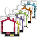 Before/After School Backpack Tag - Pack of 50 - Item# 8040