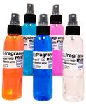 Designer Reproduction Body Fragrance Mist for Men & Women Custom Blended with your choice below