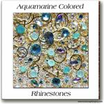 03 Aquamarine Embellishment Goodies
