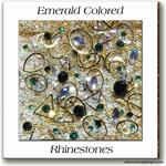 05 Emerald Embellishment Goodies