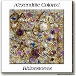 06 Alexandrite Embellishment Goodies