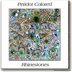 08 Peridot Embellishment Goodies