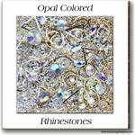 10 Opal Embellishment Goodies