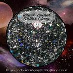 08 Black Spinel Glitter Glory