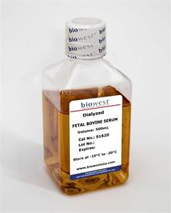 Dialyzed Fetal Bovine Serum 500mL