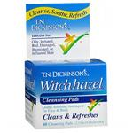 Dickinson Witch Hazel Pads