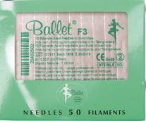 F4 Stainless Steel Ballet Probes