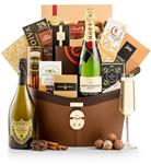 The Grand Champagne Basket-One Moet & Chandon Imperial Champagne