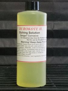 Durokote II Etching Solution
